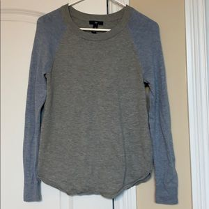 Gap two toned sweater